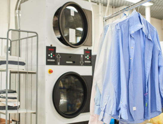 Textilreinigung