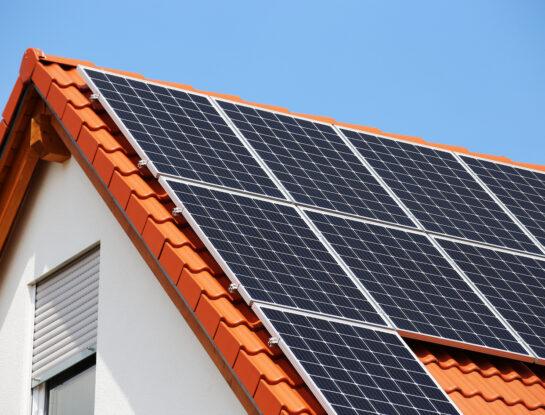 Photovoltaik zu verkaufen